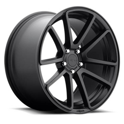 Rotiform by Wheelpoint SPF R122 MATTE BLACK
