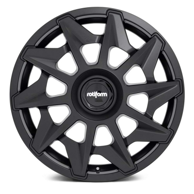 Rotiform by Wheelpoint CVT R129 MATTE BLACK