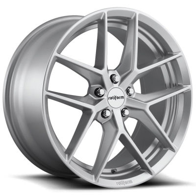Rotiform by Wheelpoint FLG R133 SILVER