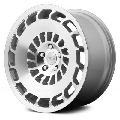 Rotiform by Wheelpoint CCV R135 SILVER MACHINED