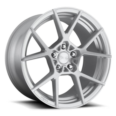 Rotiform by Wheelpoint KPS R138 SILVER BRUSHED
