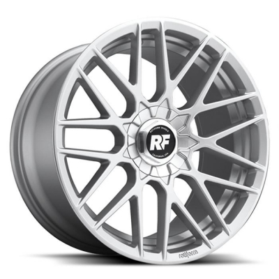 Rotiform by Wheelpoint RSE R140 SILVER