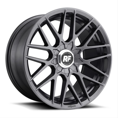 Rotiform by Wheelpoint RSE R141 MATTE GUNMETAL