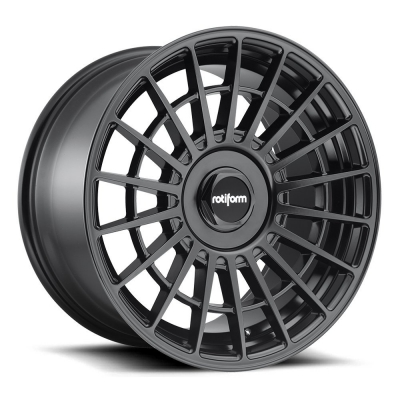 Rotiform by Wheelpoint LAS-R R142 MATTE BLACK