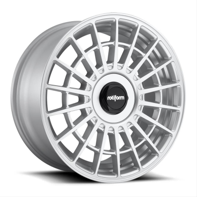 Rotiform by Wheelpoint LAS-R R143 SILVER