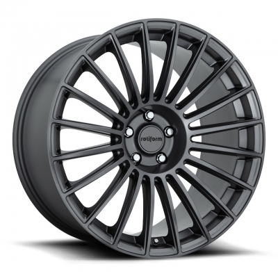 Rotiform by Wheelpoint BUC R154 GUNMETAL