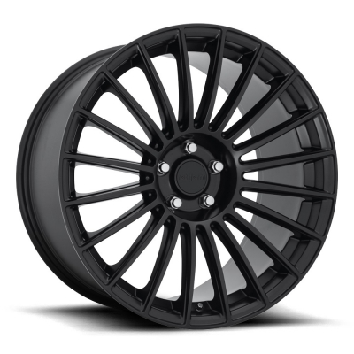 Rotiform by Wheelpoint BUC R157 MATTE BLACK
