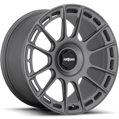 Rotiform by Wheelpoint OZR R158 MATTE GUNMETAL