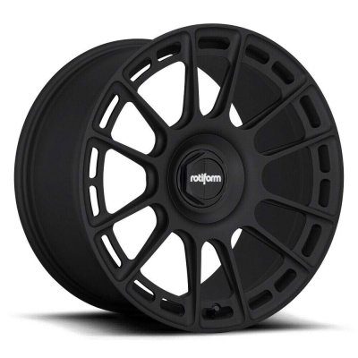 Rotiform by Wheelpoint OZR R159 MATTE BLACK