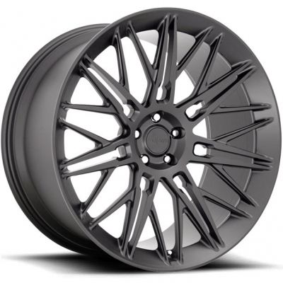 Rotiform by Wheelpoint JDR R163 MATTE GUNMETAL