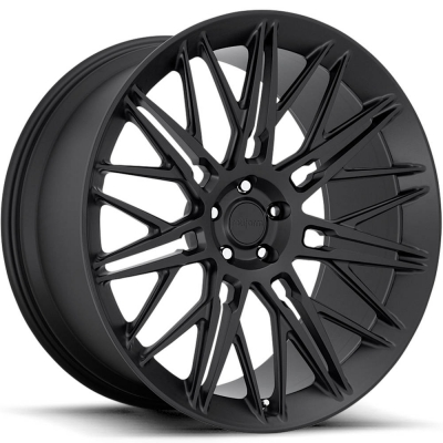 Rotiform by Wheelpoint JDR R164 MATTE BLACK