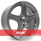 SG Wheels E1 5.00X13 4X100 ET35.0 NB63.4 SP