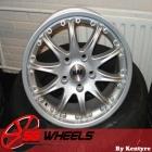 SG Wheels KM96 6.50X15 5X112 ET37.0 NB66.6 SP