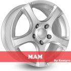 SG Wheels W2 6.00X14 4X114.3 ET37.0 NB72.6 SP