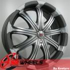 SG Wheels by Kentyre Abelo 7.00X17 5X108/114.3 ET40.0 NB73.1 GmFM