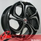 SG Wheels by Kentyre Aktia 5.50X14 4X100 ET40.0 NB73.1 BFM