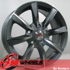 SG Wheels by Kentyre Colico 6.50X15 4X100 ET40.0 NB73.1 GFM