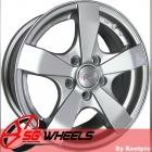 SG Wheels by Kentyre Mezo 7.00X16 4X114.3 ET40.0 NB73.1 HS