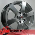 SG Wheels by Kentyre Zunda 6.50X15 5X112 ET35.0 NB73.1 HS