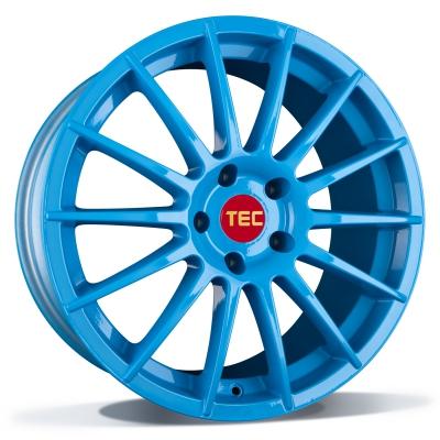 TEC AS2 SMURF LIGHT BLUE