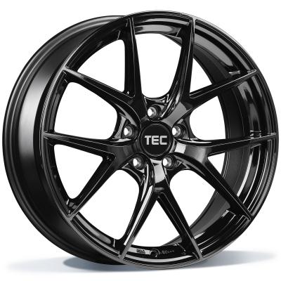 TEC GT6 EVO BLACK GLOSSY