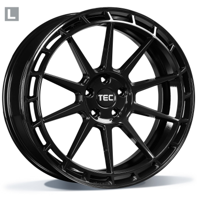 TEC GT8-LINKS BLACK GLOSSY