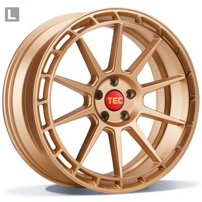 TEC GT8-LINKS ROSÉ GOLD