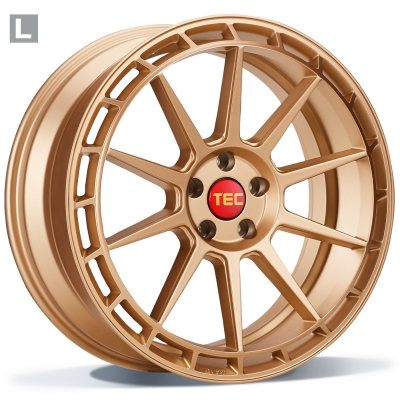 TEC GT8-RECHTS ROSÉ GOLD