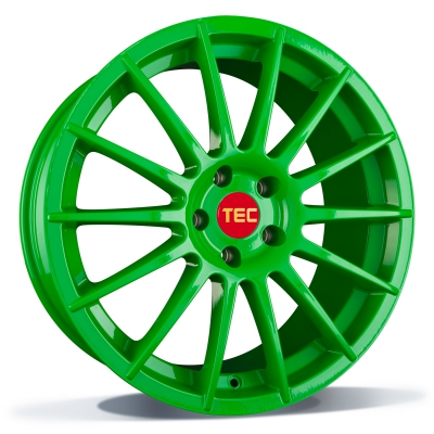 TEC AS2 RACE LIGHT GREEN