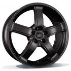 TEC AS1 6.00X15 4X100 ET45.0 NB64.0 X2mat black