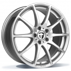 Tomason TN1 6.50X16 5X114.3 ET45.0 NB72.6 5FBright silver
