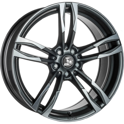 Ultra Wheels BOOST GRAFIET GEPOLIJST