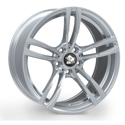 Ultra Wheels BOOST ZILVER
