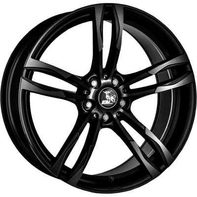 Ultra Wheels BOOST ZWART