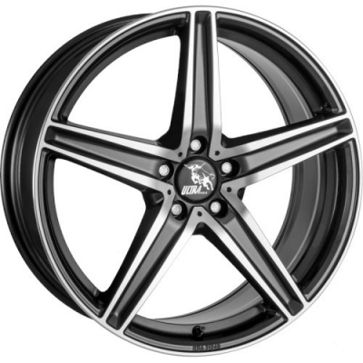 Ultra Wheels EVO GRAFIET GEPOLIJST