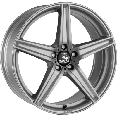 Ultra Wheels EVO ZILVER