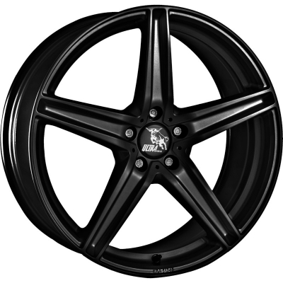 Ultra Wheels EVO ZWART