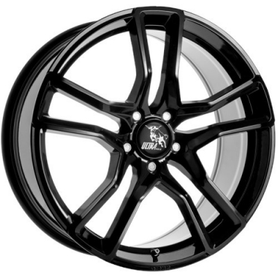 Ultra Wheels STAR ZWART