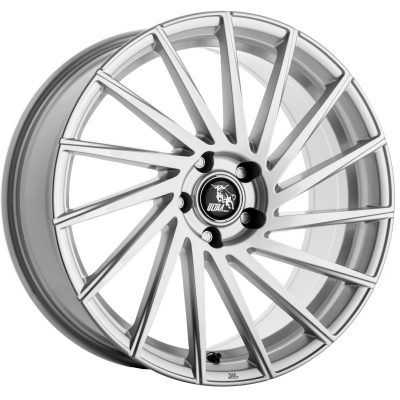 Ultra Wheels STORM ZILVER