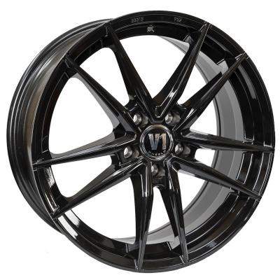 V1 Wheels V3 ZWART