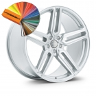 Vossen Wheels HF-1 9.50X22 Blanco ET10.0 NB84.1 custom color
