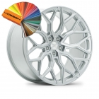 Vossen Wheels HF-2 9.50X22 Blanco ET26.0 NB84.1 custom color