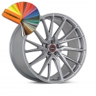 Vossen Wheels HF-4T 9.50X22 Blanco ET10.0 NB84.1 custom color