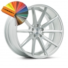 Vossen Wheels VFS-1 9.50X22 Blanco ET6.0 NB84.1 custom color