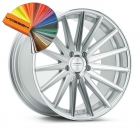 Vossen Wheels VFS-2 9.50X22 Blanco ET6.0 NB84.1 custom color