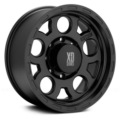 XD122 ENDURO (XD1227) MATTE BLACK