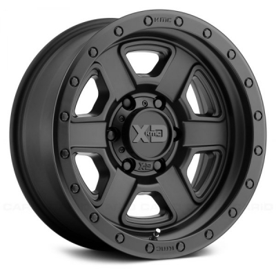 XD133 FUSION OFF-ROAD (XD1337) SATIN BLACK