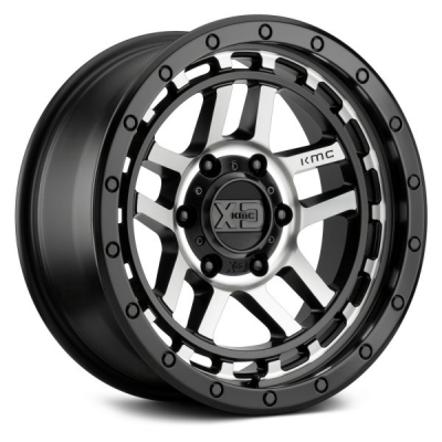 XD140 (XD1405) SATIN BLACK MACHINED