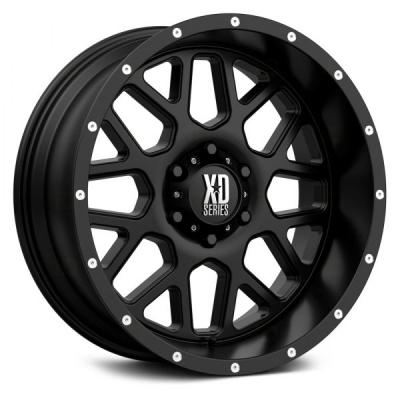 XD820 GRENADE (XD8207) SATIN BLACK