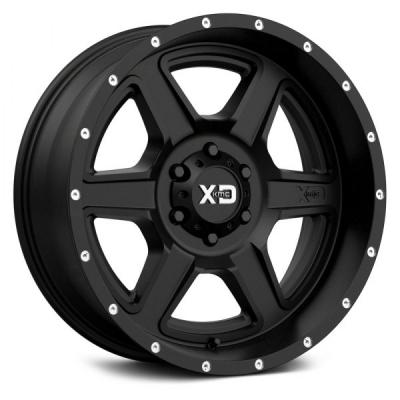 XD832 FUSION (XD8327) SATIN BLACK